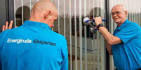 Energirude eksperten - Glarmester i Roskilde, Smørum og København som leverer termoruder