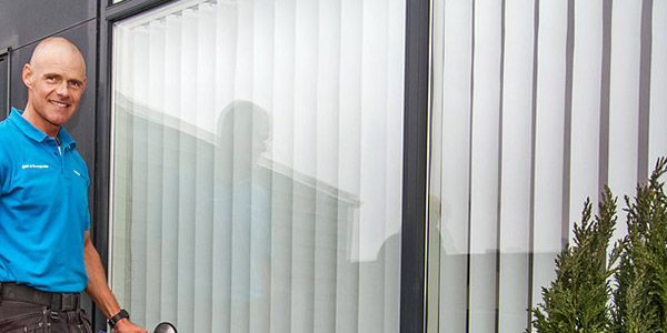 Energirude eksperten - Glarmester i Roskilde, Smørum og København som installere vinduer og døre